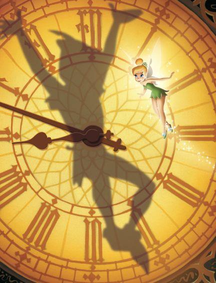 Peter Pan and Tinkerbell - Peter Pan