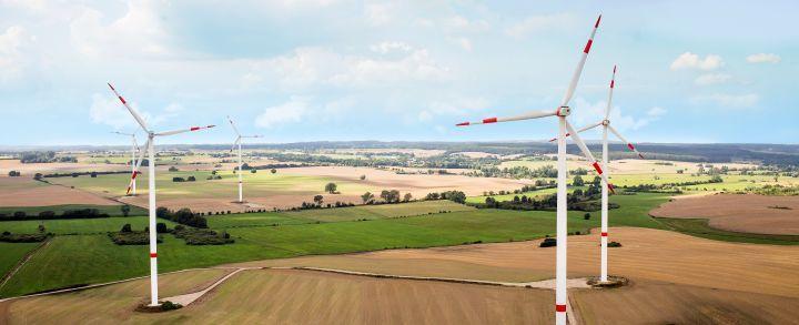 eno energy liefert fast 30 MW für Windpark in Sachsen-Anhalt