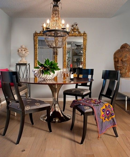 565 best images about dining on pinterest country dining for Dining room ideas bohemian