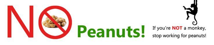Wendell Ricketts & Stefano Kalifire - No Peanuts! for Translators. http://nopeanuts.wordpress.com | https://www.facebook.com/NoPeanutsMovement