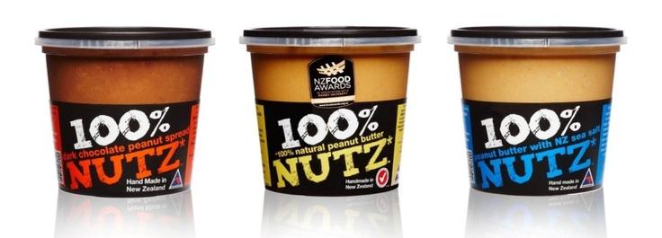 100% Nutz Peanut Butter