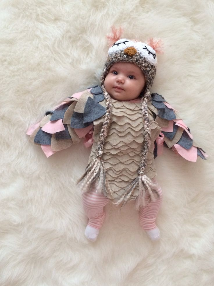 baby owl costume - Baby Owl Halloween Costumes