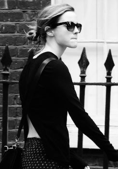 Emma Watson and boyfriend Matthew Janney spotted out today in North London, UK on June, 14