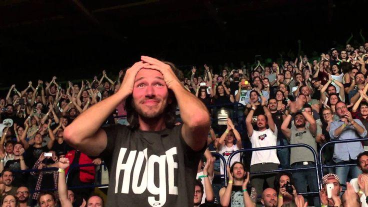 Fabio Zaffagnini and Foo Fighters at Carisport Cesena 3/11/2015! Rock'in...