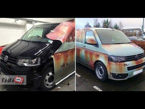 Volkswagen Transporter T5 ala Rusting Car
