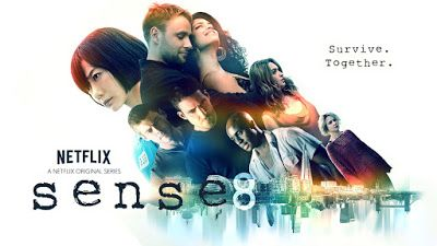 SENSE8 :   A group of people around the world are suddenly linked mentally, and must find a way to survive being hunted by those who se...