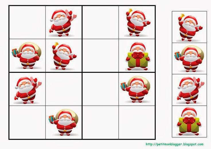Aquí us deixo els sudokus nadalencs que he preparat per aquests dies. El meus petits estan entusiasmats tot i que encara necessiten una mica...