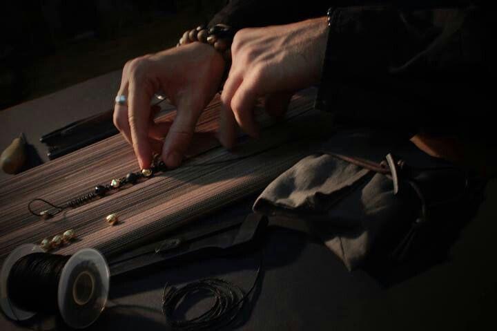 Handmade bracelets by Mercaba