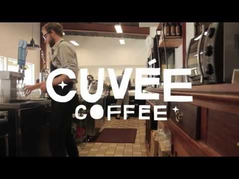 Cuvée Coffee | Nitrogenated Cold Craft Coffee - Cold brew on a nitrogen tap, like a Guiness beer