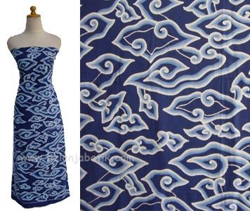 Batik Indonesia - Cirebon pattern