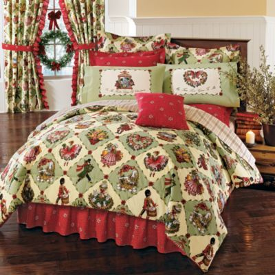 Decor4u: Dress Up Your Room With Christmas Bedding, Christmas Holiday Bedding