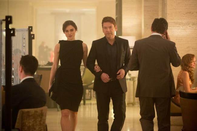 Keira Knightley and Kenneth Branagh in Jack Ryan: Shadow Recruit