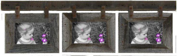Mejores 130 imágenes de Picture Frames en Pinterest   Casa rústica ...