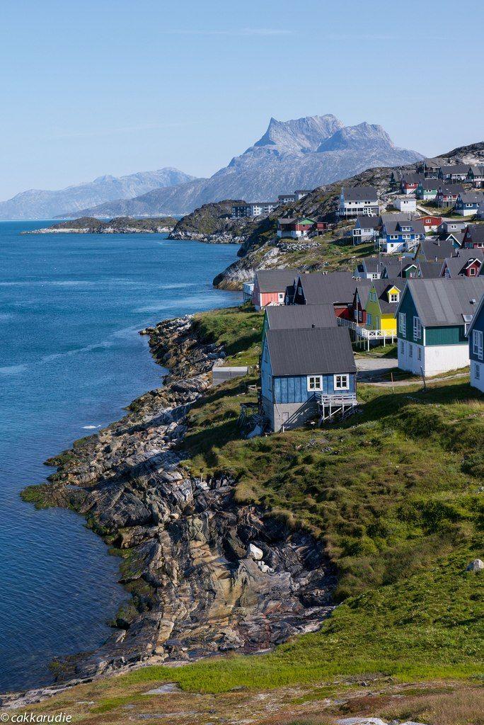 Nukk Greenland #placestogo #travel