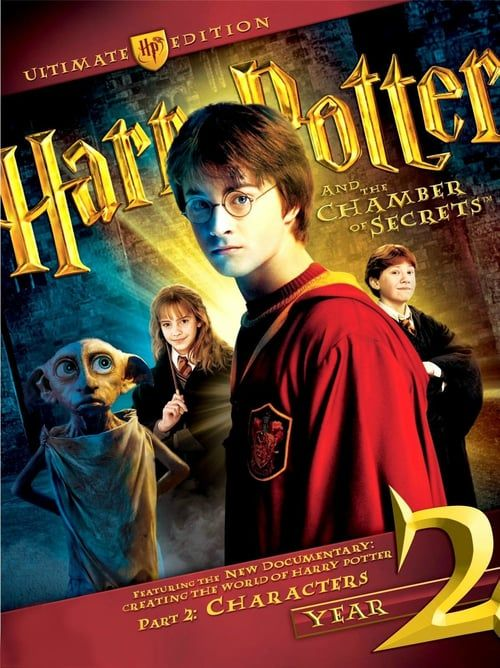 Watch Harry Potter And The Chamber Of Secrets 2002 Full Movie