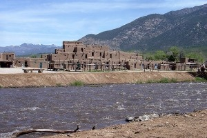 Pueblo de Taos, Novo México, New Mexico, Estados Unidos, EEUU, USA
