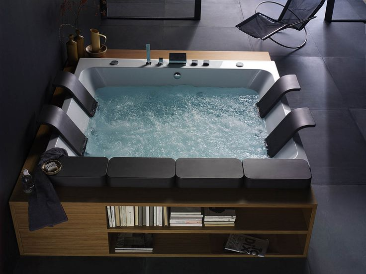 11 best Idromassaggio images on Pinterest | Soaking tubs, Bathtubs ...