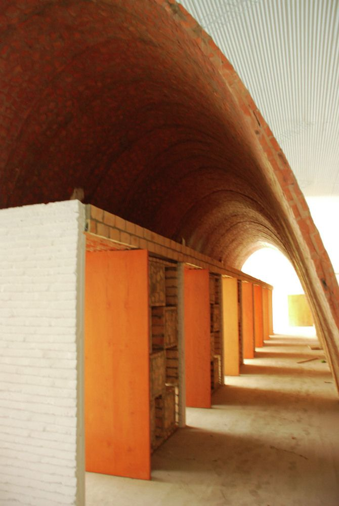 Telethon Children's Rehabilitation Center,Courtesy of Gabinete Arquitectura