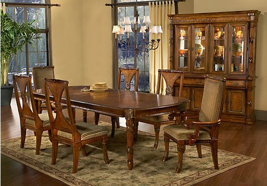 shop for a champlain 5 pc dining room at rooms to go. find dining
