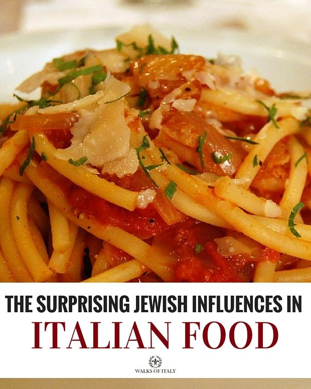 Why Jewish Foods need to be on your list of things to eat in Rome