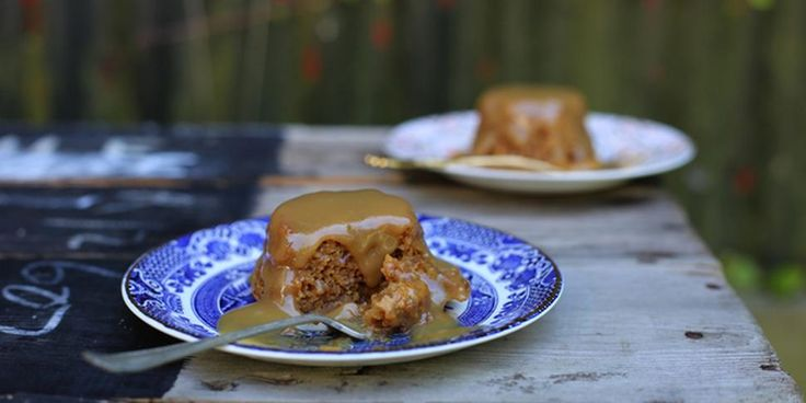 Recipe: Sticky apricot and almond butter puddings - Each Thursday Eleanor Ozich of Petite Kitchen will share her thoughts on healthy eating, with recipes and more.
