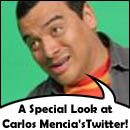 Carlos Mencia's Twitter: 25 Posts Too Unfunny to be Stolen