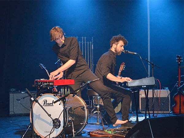 Tubular Bells for Two in the US