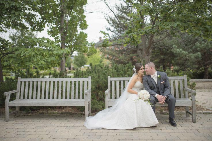 Jennifer & Paul | Jennifer is wearing Tara Keely from Pearl Bridal House | Photography by Blynda Dacosta
