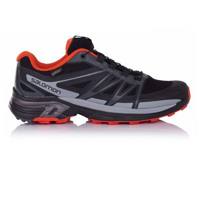 Salomon Wings Pro 2 Gore-Tex Trail Running Shoes - AW17