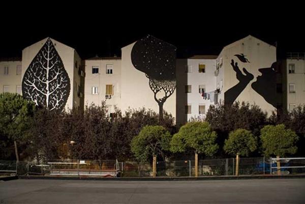 Sam3Madrid Spain, Cities Art, Street Art Utopia, Urban Art, Art Di, Art Sam, Art Urbano, Artstreet Art, Painting Streetart