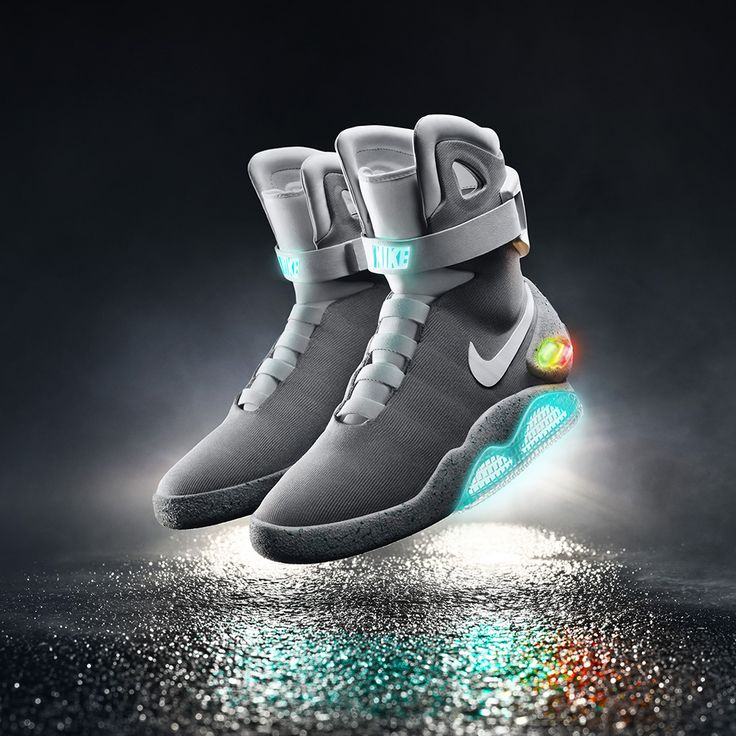 Nike officially launches self-lacing 'Back to the Future' Nike Mag sneakers