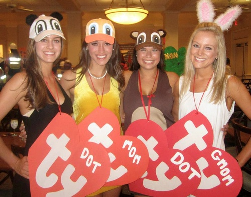 more beanie babies diy halloween costumesparty
