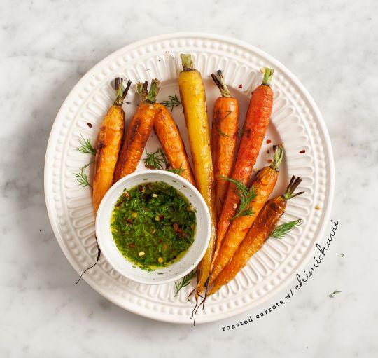 carrot green chimichurri / loveandlemons.com