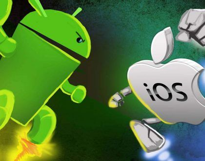 Mobile App Development in 2016: The Android vs. iOS Rivalry Continues -- To know more, read the blog post :)