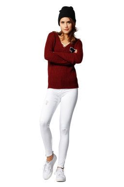 Roter Pullover TALLY WEiJL