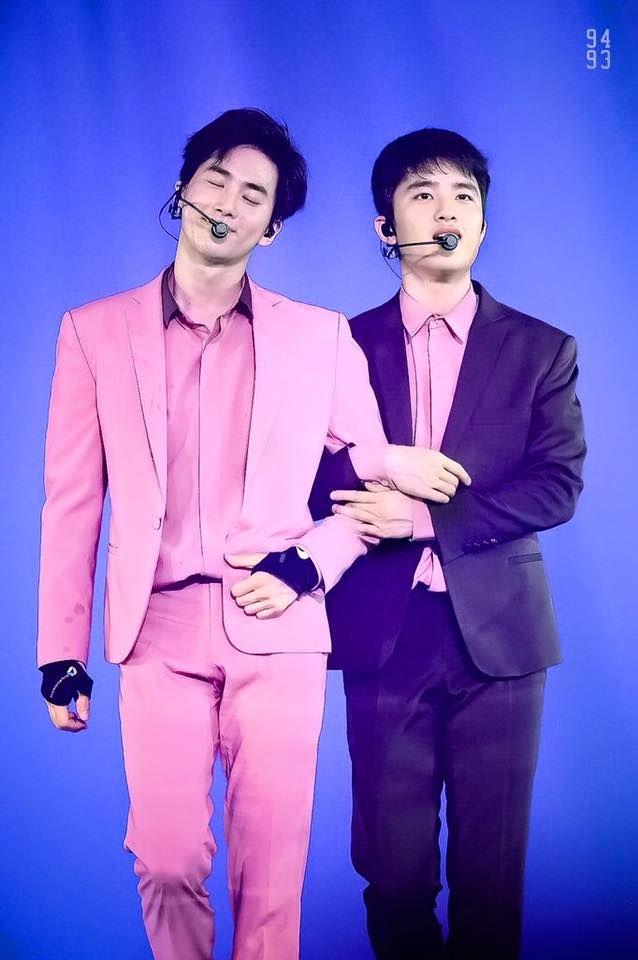 #suho #junmyeon #d.o. #kyungsoo