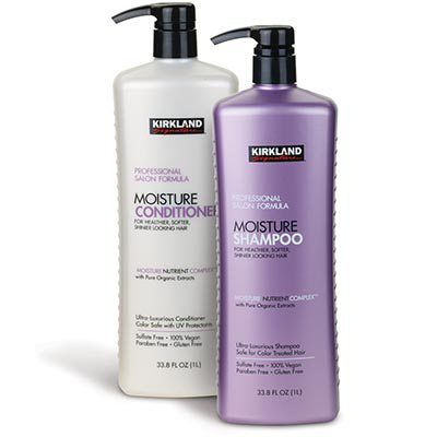 Kirkland Signature Shampoo and Conditioner Must try!!