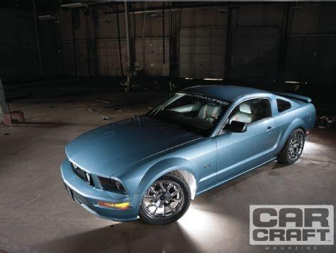 2005 twin turbo Mustang GT