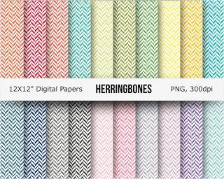 20 free herring bones digital papers   Download this free herring bones digital papers pack. The p...