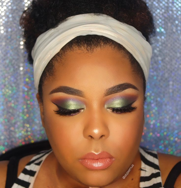 Used Juvia's Place Masquerade Palette for this look