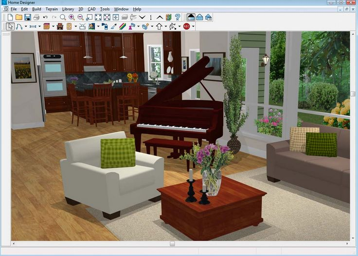 Attractive Free Home Interior Design Software