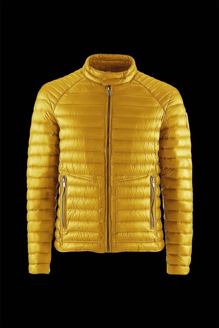 Man Light down jacket