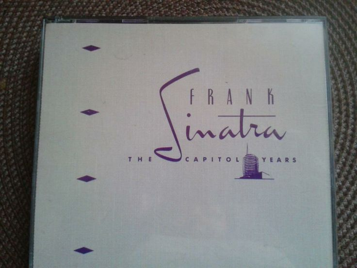Frank Sinatra - Capitol Years - 3 CD Box Set