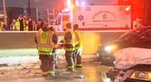 7 Hospitalized in 35-Car Pileup on Kennedy Expressway - http://www.nbcchicago.com/news/local/7-Hospitalized-in-35-Car-Pileup-on-Kennedy-Expressway-416106203.html