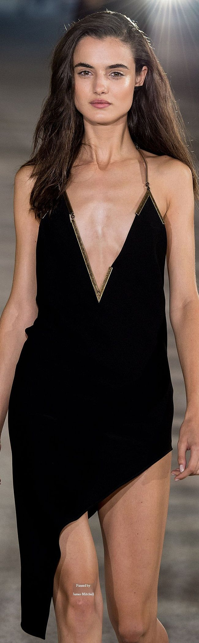 Anthony Vaccarello Spring-summer 2015