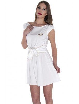 Giorgio di mare vestido blanco