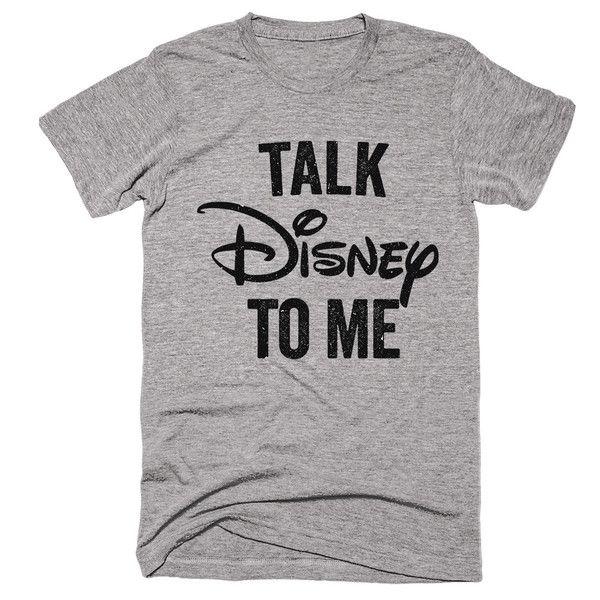 talk disney to me t-shirt #disney #princess