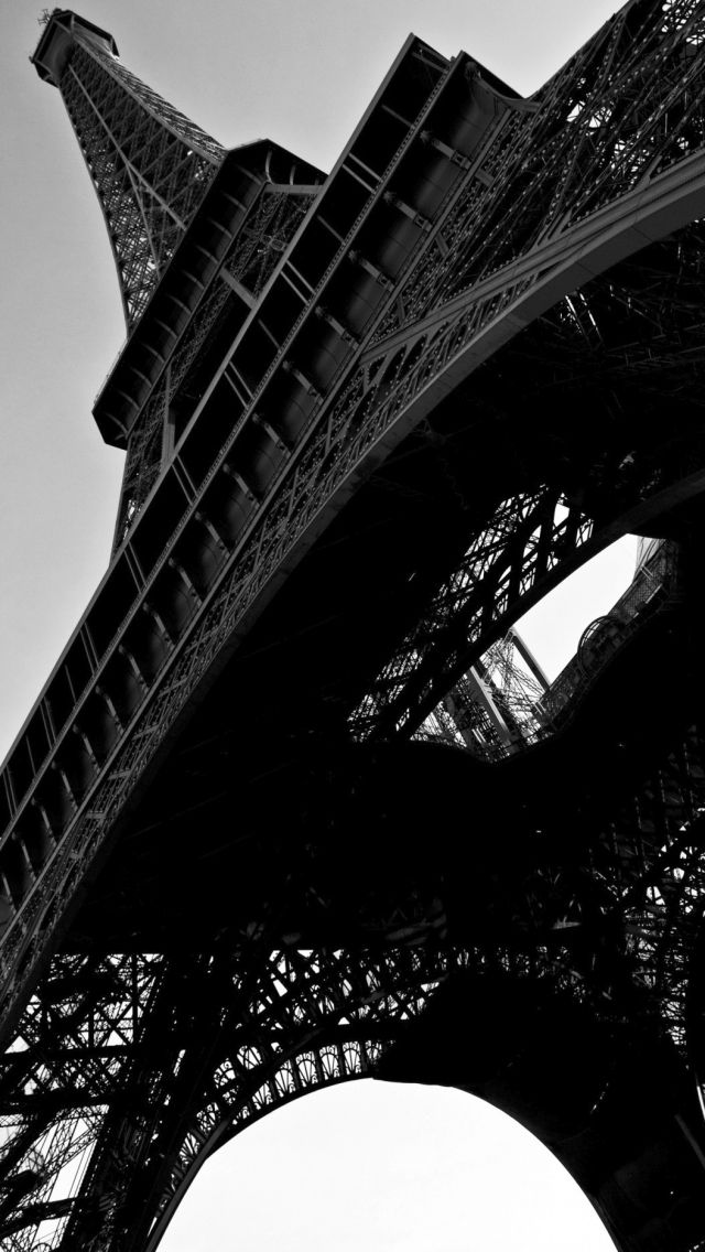 IPhone 5 Wallpaper Paris 08