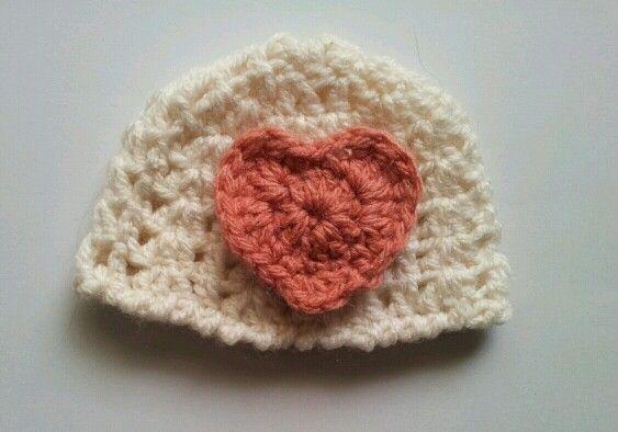 Crochet Hat V Stitch Crafts I Like Pinterest