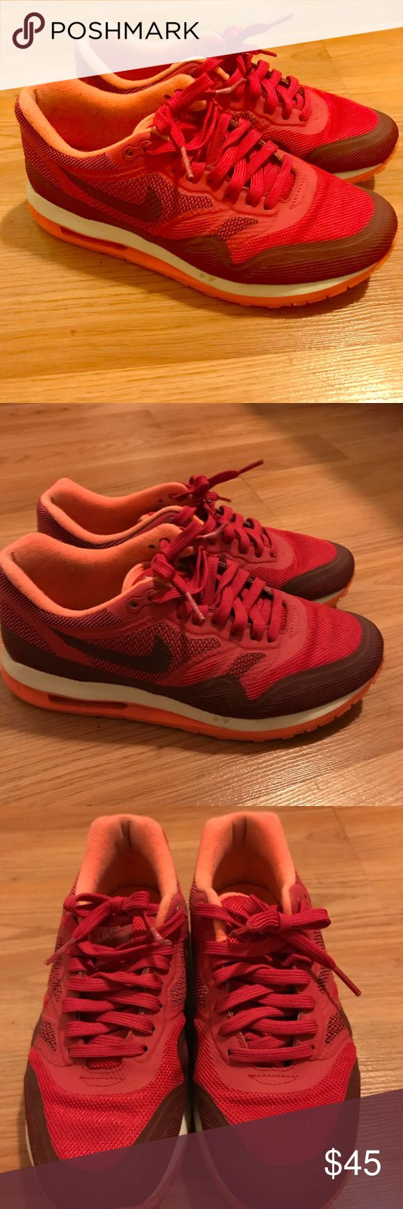 Women's pink Nike Airmax size 7 Size 7 Women's Air Max
